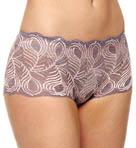 Peacock Hotpant Panty