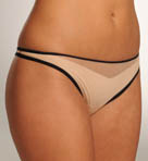 Cosabella New Soire Two Tone Thong SIT0341
