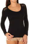 Thea Long Sleeve PJ Top