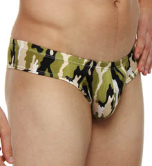 Cover Male Cheeky Boxer with 2 Inch Inseam
