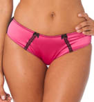 Amanda Satin Panty with Trim