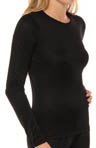 Cuddl Duds Softwear Long Sleeve Crew Top 8412036