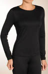Cuddl Duds Climatesmart Long Sleeve Crew Neck Tee 8412041