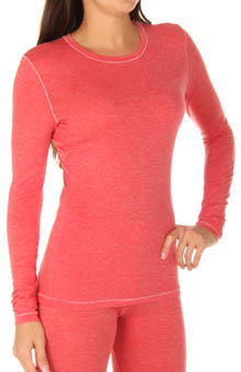 ThinLayer Long Sleeve Crew Neck Top