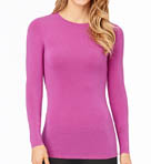 Softwear with Stretch Long Sleeve Crew Neck Image