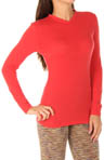 ActiveLayer Long Sleeve V-Neck Top
