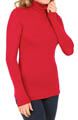 Softwear with Stretch Long Sleeve Turtle Neck Image