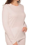 Cuddl Duds Softwear Plus Size Long Sleeve Crew 9412036