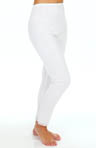 Cuddl Duds Softwear Lace Edge Long Legging Plus Size 9612335