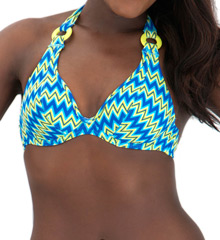 Curvy Kate Shockwave Halterneck Swim Top CS1221