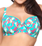 Curvy Kate Birds of Paradise Non Padded Bikini Swim Top CS1401