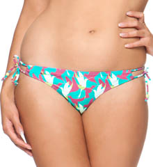 Curvy Kate Birds of Paradise Mini Swim Brief Swim Bottom CS1445