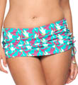 Birds of Paradise Swim Skirt Swim Bottom Image