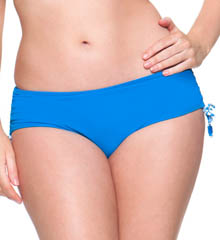 Curvy Kate Coral Reef Adjustable Brief Swim Bottom CS1513