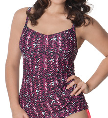 Instinct Swim Tankini Swim Top