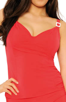 Curvy Kate Paradise Tankini Swim Top CS5006