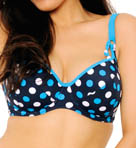 Curvy Kate Pebble Padded Bikini Swim Top CS6011