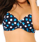 Curvy Kate Pebble Contour Bikini Swim Top CS6031