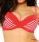 Curvy Kate Horizon Padded Bikini Swim Top CS7011