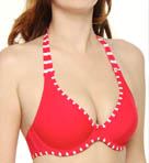 Curvy Kate Horizon Halter Bikini Swim Top CS7021