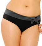 Curvy Kate Moonlight Fold Over Swim Short CS8023