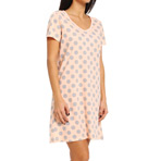 Dearfoams Picot Sleep Tee 141401