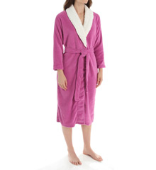 Dearfoams Sherpa Shawl Robe 144804
