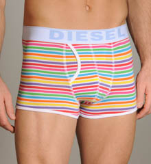 Fresh and Bright Rainbow Striped Breddox Trunk