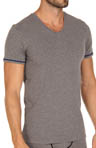 Diesel Fresh and Bright Michael V-Neck T-Shirt CG26-QSX