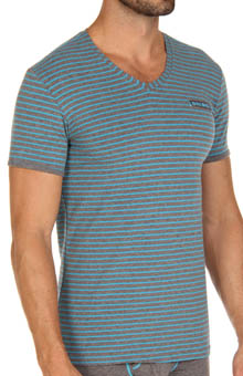 Fresh and Bright Michael V-Neck T-Shirt