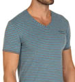 Fresh and Bright Michael V-Neck T-Shirt Image