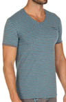 Diesel Fresh and Bright Michael V-Neck T-Shirt CG26-QSY