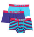 Divine Boxer Short Trunks with 2 Inch In  - 3 Pack Image