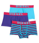 Diesel Divine Boxer Short Trunks - 3 Pack CG36BAFX