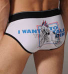 Diesel Animal Sayings Rico Brief CG3IMVK