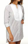 DKNY American Riviera 3/4 Sleeve Sleepshirt 2013151