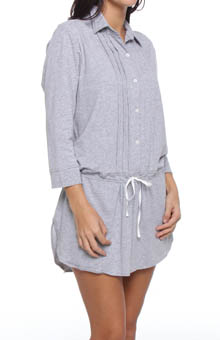 Fresh Start 3/4 Sleeve Sleepshirt
