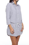 DKNY Fresh Start 3/4 Sleeve Sleepshirt 2313132