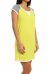 DKNY The Bright & The Beautiful Cap Sleeve Sleepshirt 2313215