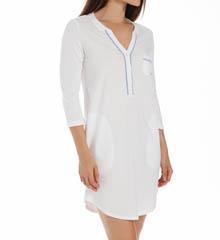DKNY Ashore 3/4 Sleeve Nightshirt 2313235