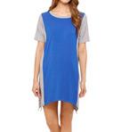 Wave Short Sleeve Sleepshirt Image