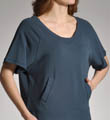 DKNY Knit Sleep Tee 2413046