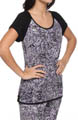 DKNY Under The Stars Short Sleeve Tee 2413131