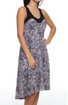 DKNY Under The Stars Maxi Gown 2613131