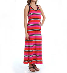 DKNY Poolside Lounging Maxi Dress 2613233