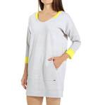 Wave 3/4 Sleeve Sleepshirt Image