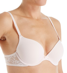 Signature Lace Perfect Lift Demi Bra