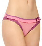 DKNY Fancy Frills Low-Rise Bikini Panty 478744