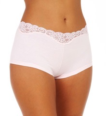 DKNY Classic Beauty Cotton Boyshort Panty 545114