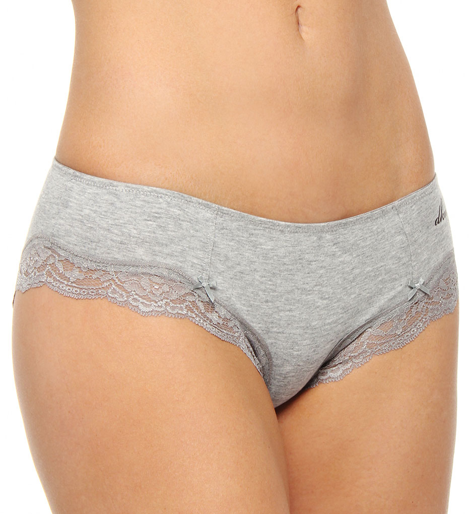 Only Hearts Organic Cotton Hipster Panty (). Sensitive skin will appreciate the touch of % organic cotton, lavished with lace around the legs. % organic cotton is hypoallergenic. Covered elastic along waist for a custom fit.